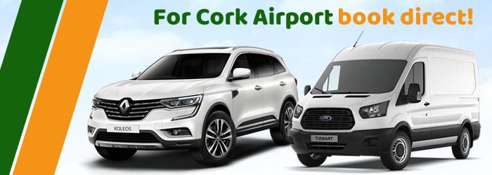 car rental cork airport